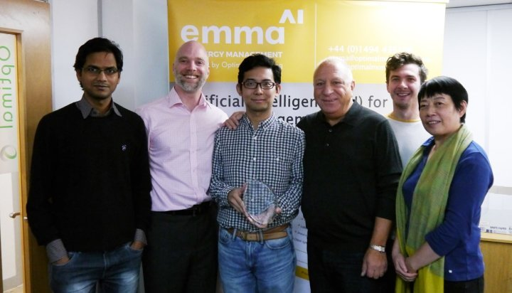 Optimal Monitoring's EMMA AI wins Wright Commission award