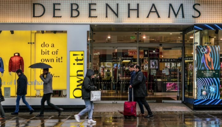 Debenhams launches new sustainability programme for next decade