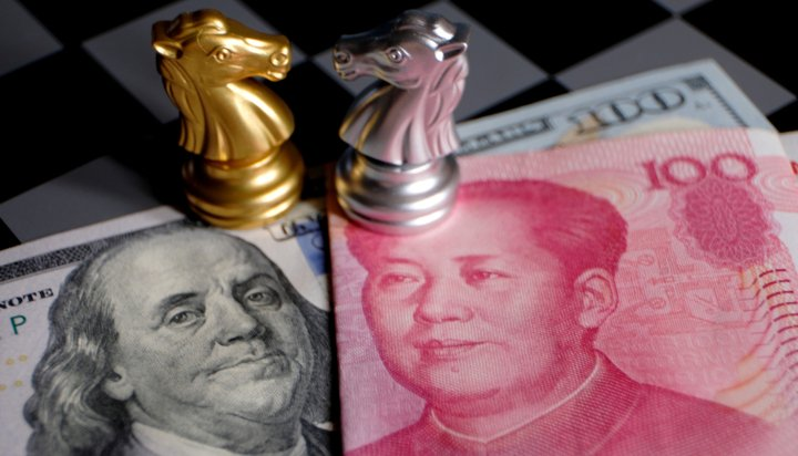 US gains on China in clean investment stakes