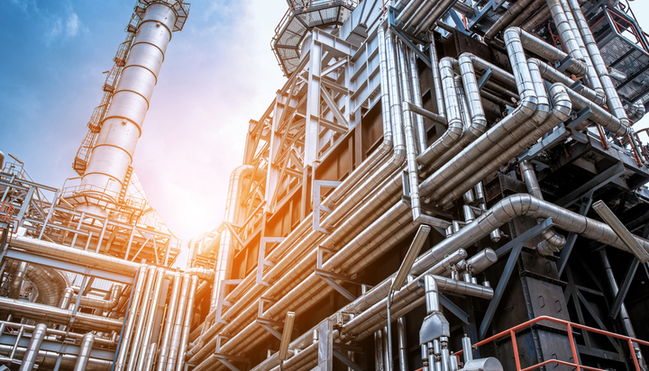 US oil refineries 'running at near-record highs'