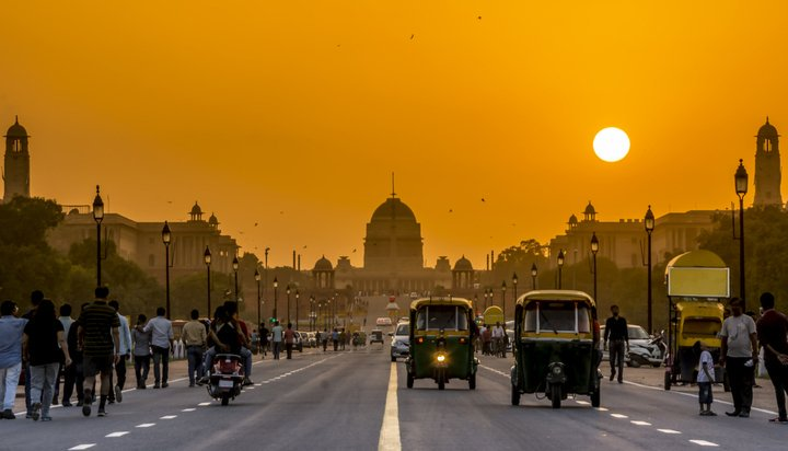 Delhi hits all-time record temperature for June