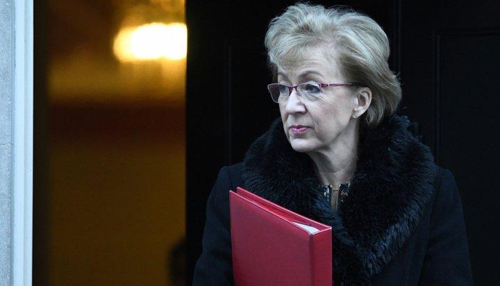 Former Energy Secretary Andrea Leadsom drops out of leadership race