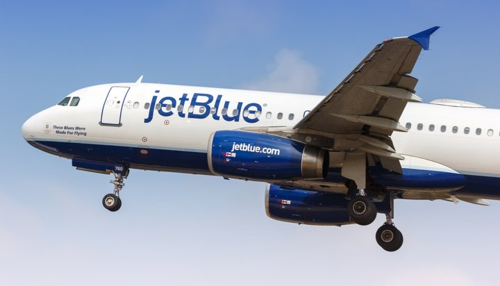 US airline JetBlue Airways to go 'carbon neutral' on domestic flights
